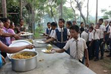 Mid Day Meal Distribution
