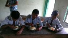 Mid Day Meal Scheme by Government of Meghalaya